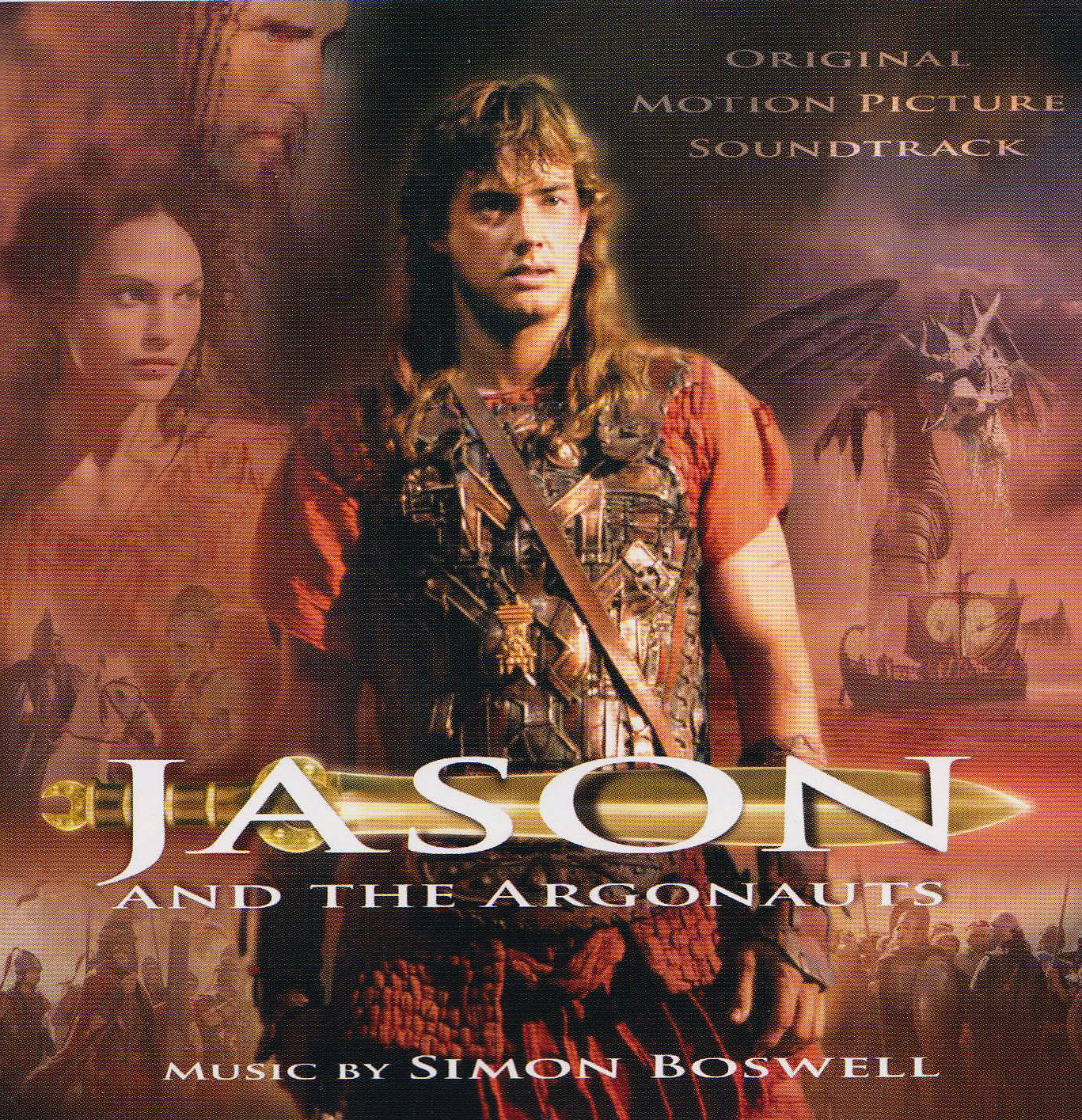 Jason And The Argonauts  2000  Simon BoswellJason And The Argonauts