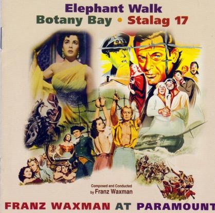 three by waxman
