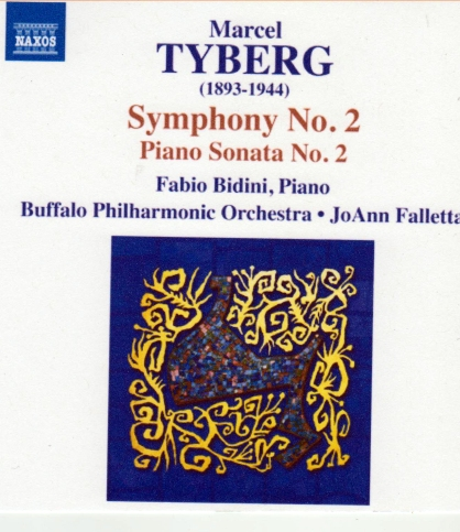 front cover tyberg 2