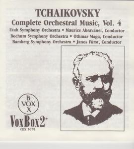tchaikovsky vox box