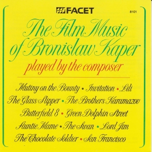 film music of bronsilaw kaper