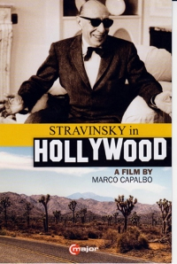 stravinsky in hollywood