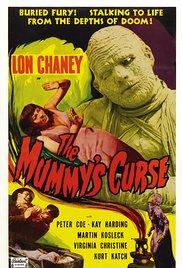 mummy's curse
