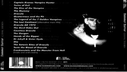 track listing hammer 001