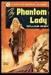 Book cover phantom lady
